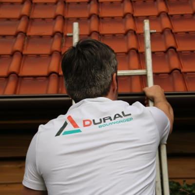 renovatie hellend dak Dural Bouwgroep
