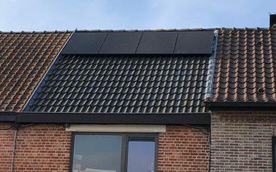 Installatie zonnepanelen in Lokeren