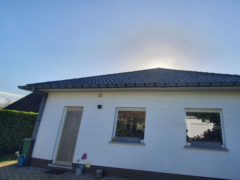 Locatie voor installatie zonneboiler