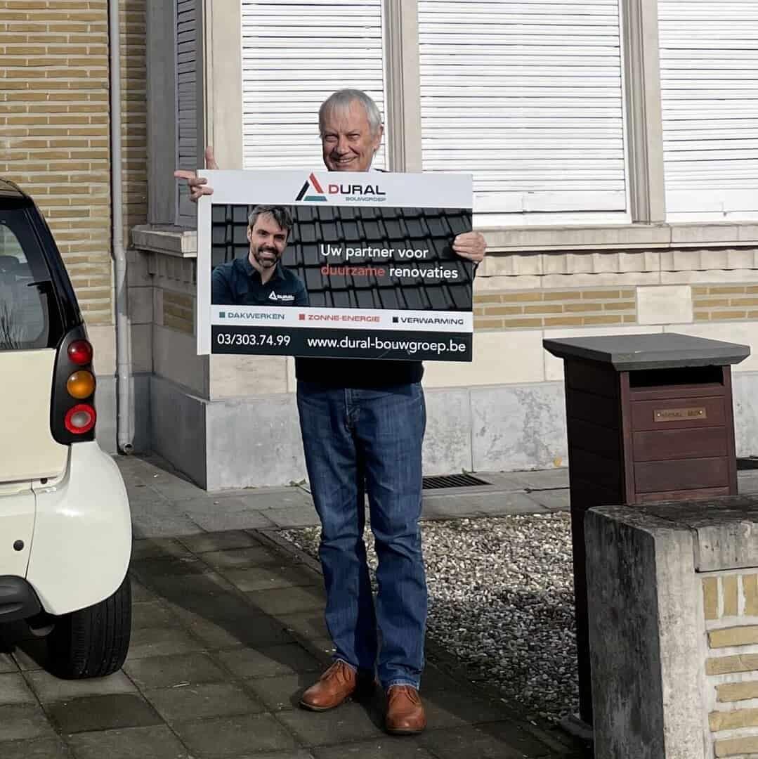 Tevreden klant uit Wilrijk, Antwerpen