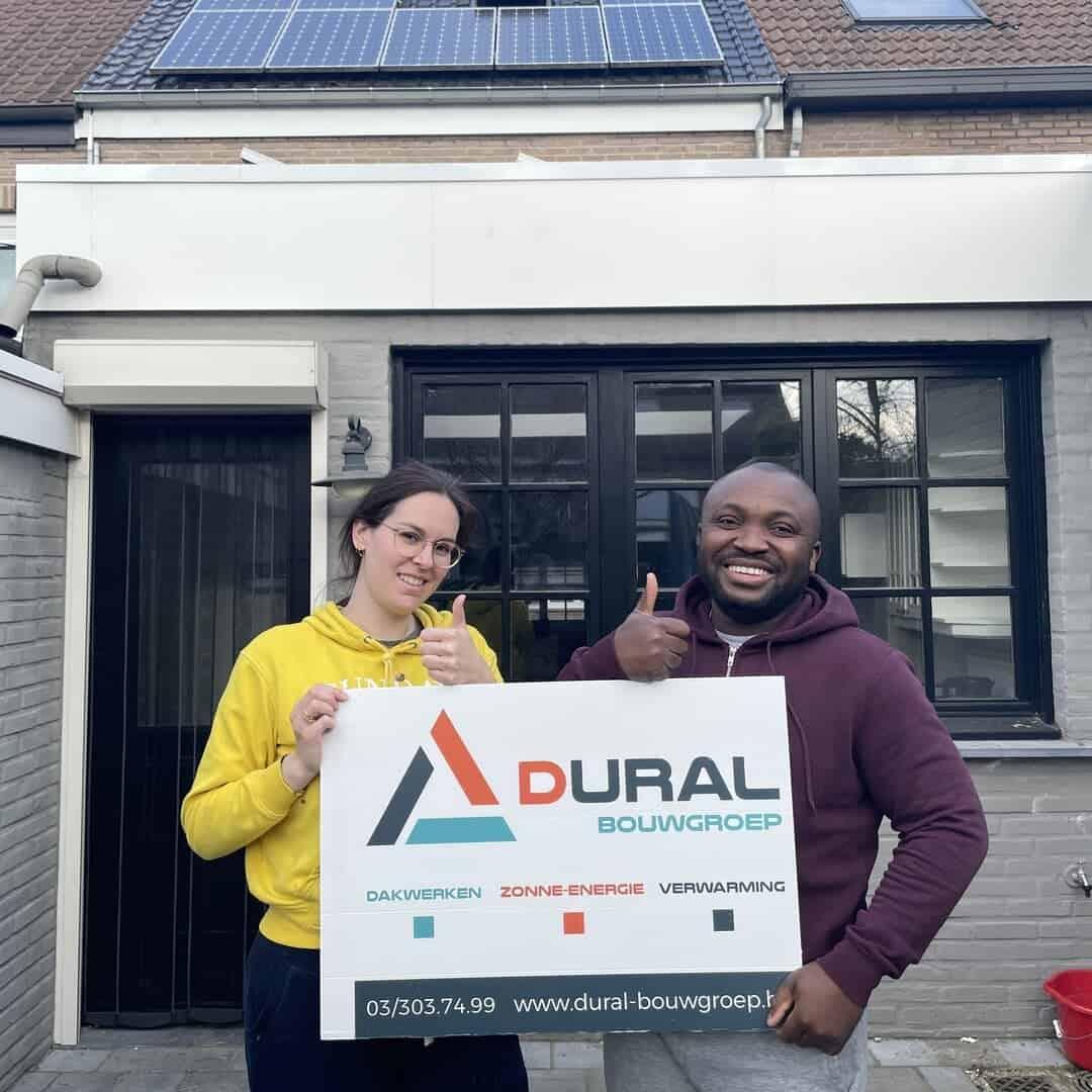 Tevreden klanten Dural Bouwgroep