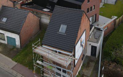 Dakrenovatie in Boortmeerbeek