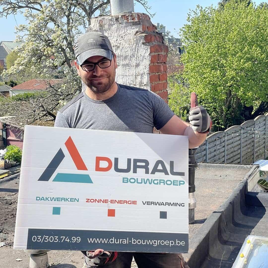 Tevreden klant dakrenovatie in Turnhout