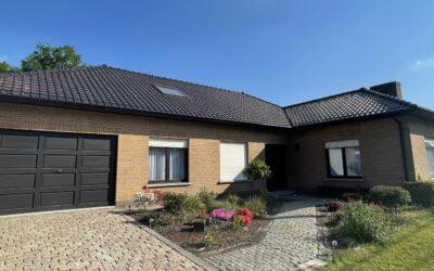Renovatie hellend dak in Rotselaar