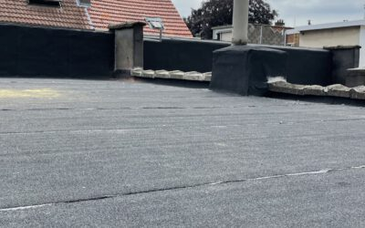 Dakrenovatie plat dak in Deurne