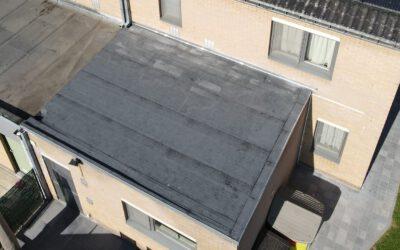 Dakrenovatie plat dak in Leuven