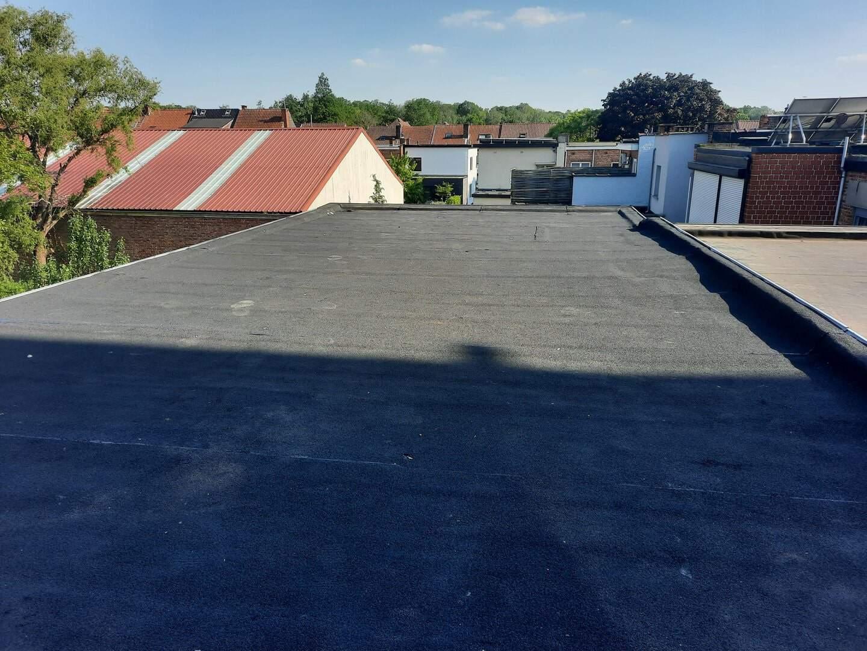 Dakrenovatie plat dak in Wilrijk