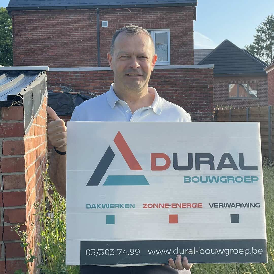 Tevreden klant Dural Bouwgroep in Hulshout