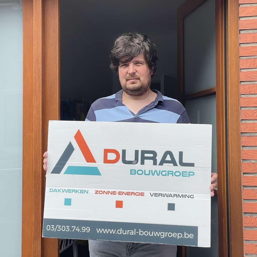 Tevreden klant Dural Bouwgroep uit Deurne