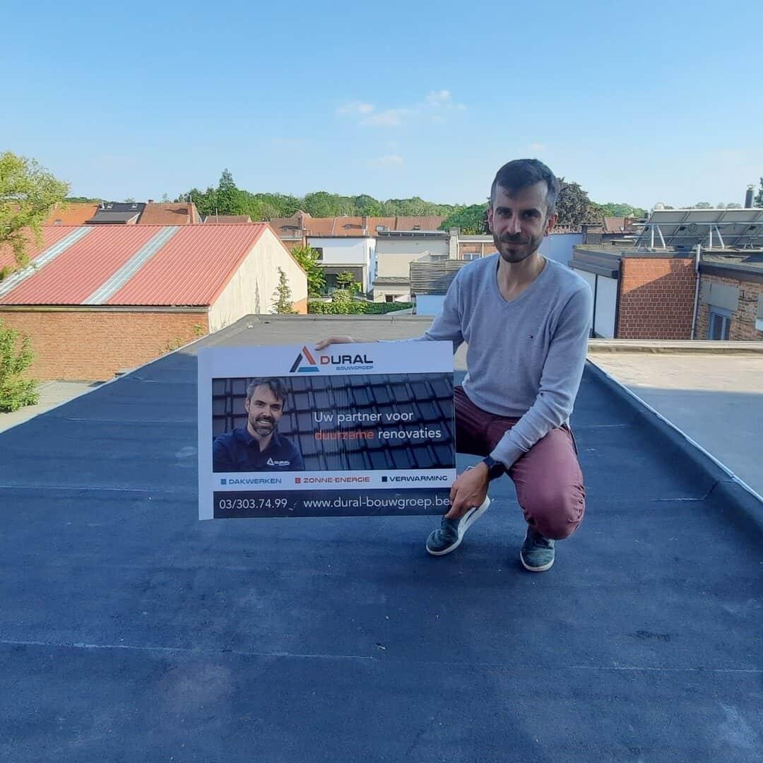 Goede ervaringen met Dural Bouwgroep in Wilrijk, Antwerpen