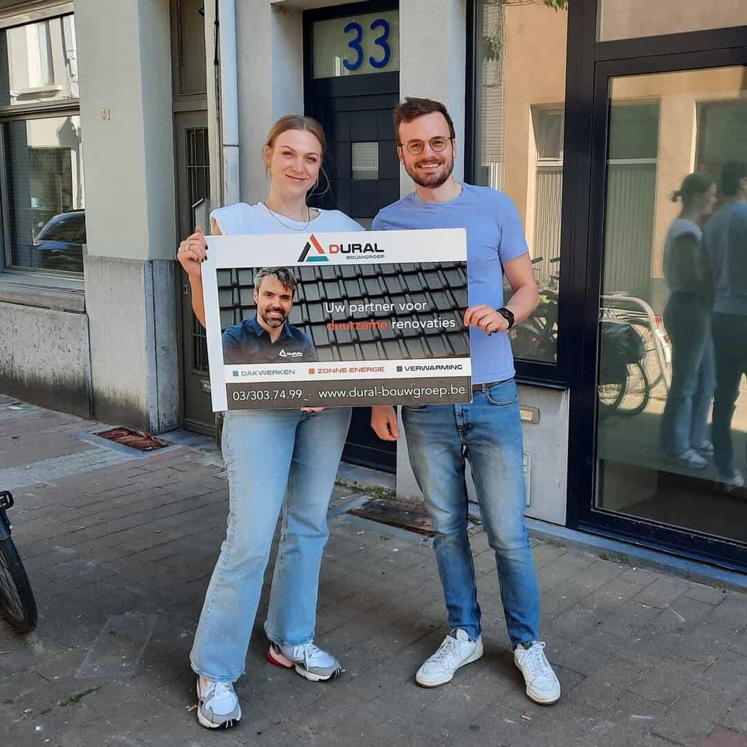 Tevreden klanten van Dural Bouwgroep uit Antwerpen